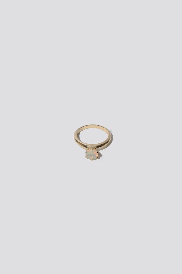 Mondo Mondo Opal Queen Ring - 14K Gold