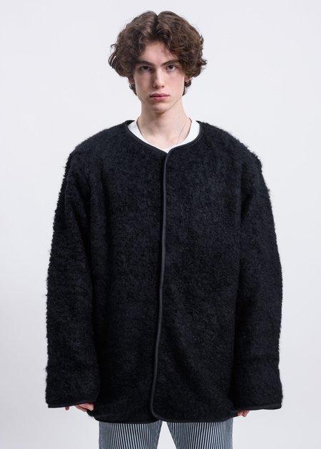 Facetasm Wool Liner Jacket -  Black
