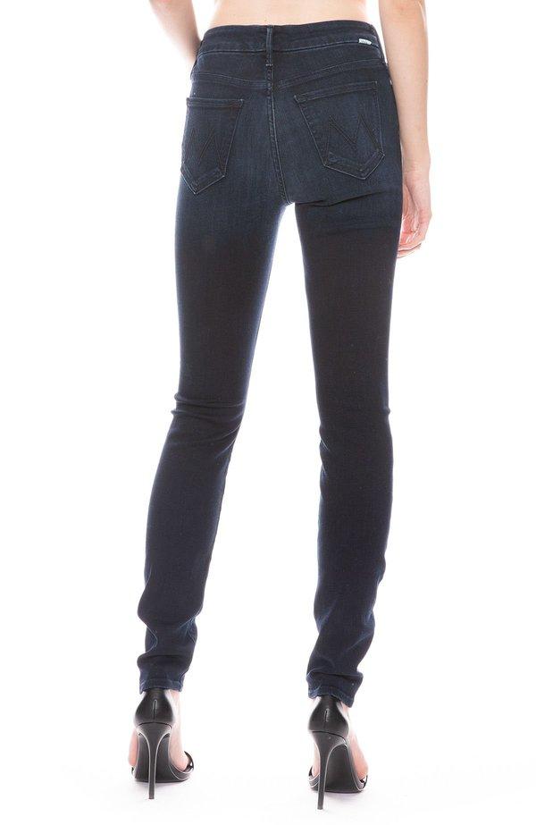 Mother Denim The Super Looker Jean - NIGHT CLUBBING