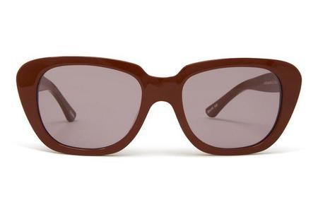 CARLA COLOUR Gloria Sunglasses - Annato/Orchid