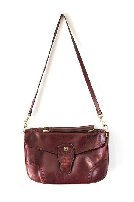 Vintage Yorn Bag - Brown