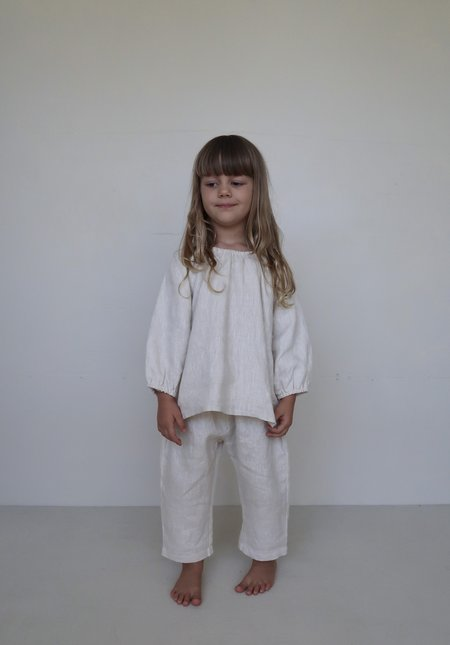 kids House Of Paloma Gigi Pant - Naturelle