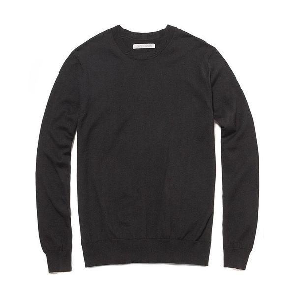 Outerknown T Shirt sweater - Black