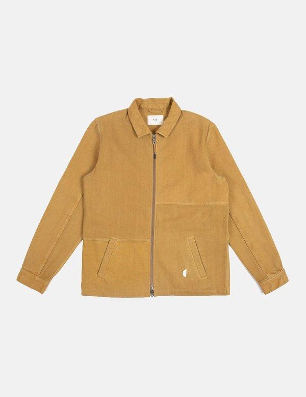 Folk Clothing Folk Fraction Jacket - Dark Fawn
