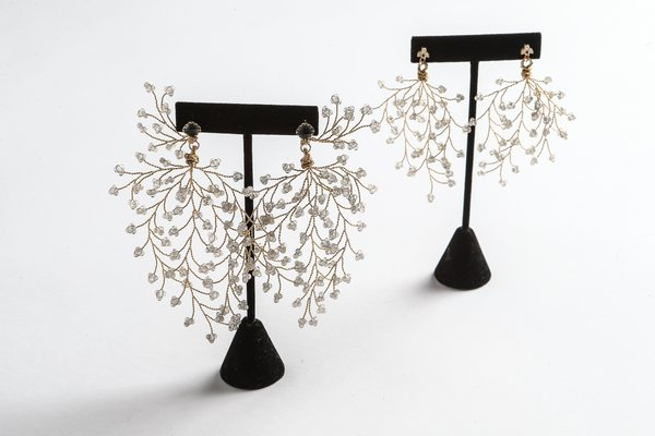 The Loved One Flora Earrings
