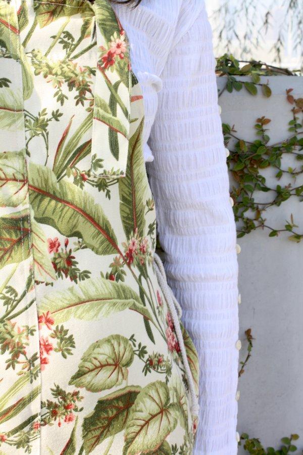 Myrtle Sloan Overalls - Flora