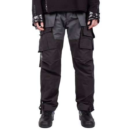 Guerrilla Group ES-PL01 Pants - Grey/Black