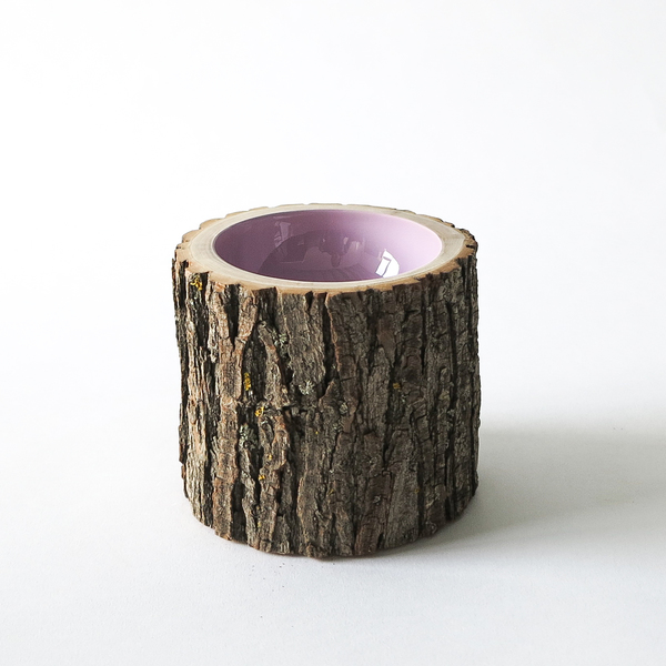 Loyal Loot Log Bowl Size 4 - Lilac
