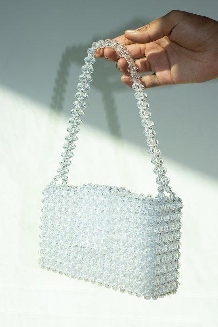 Susanna Chow Eren Bag - White Dahlia