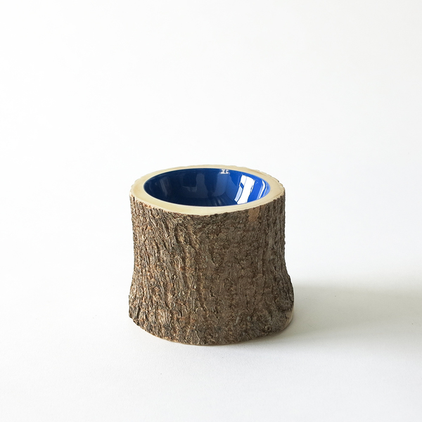 Loyal Loot Log Bowl Size 4 - Cobalt