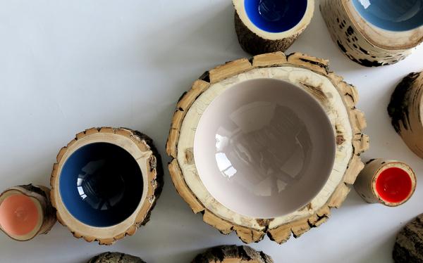 Loyal Loot Log Bowl Size 5 - Navy