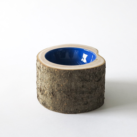 Loyal Loot Log Bowl Size 5 - Cobalt