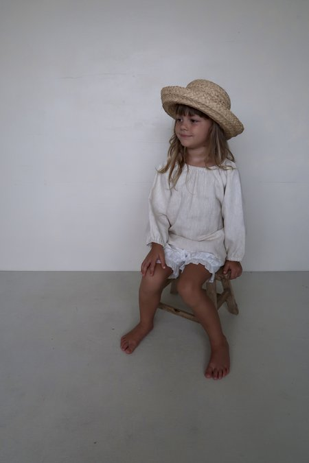 KIDS House Of Paloma Gigi Top - Naturelle