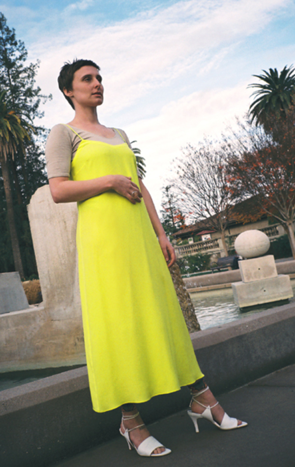 Maryam Nassir Zadeh Dew Dress - CITRUS