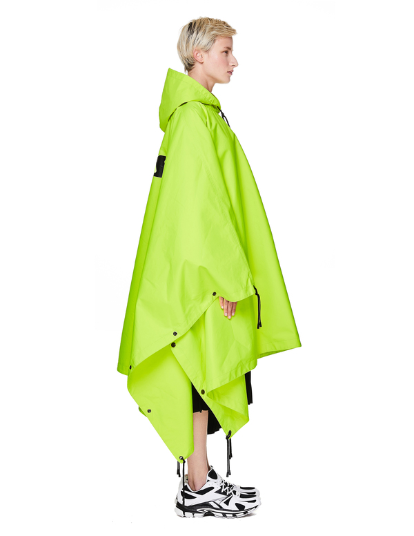 Vetements Bose Raincoat - Neon Yellow
