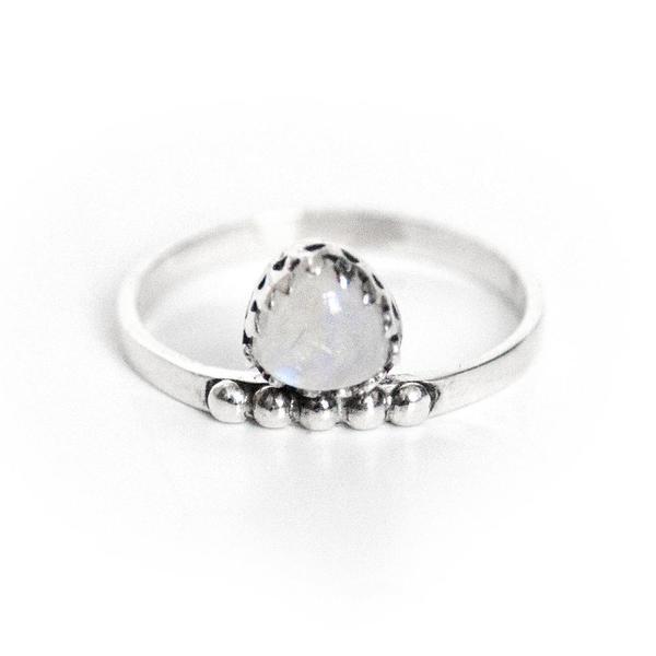 WELLDUNN Trouie Ring - Silver