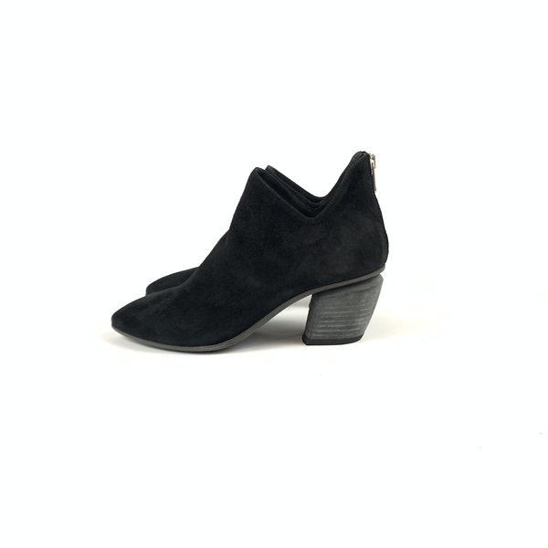 Officine Creative Severine Ankle Bootie - black
