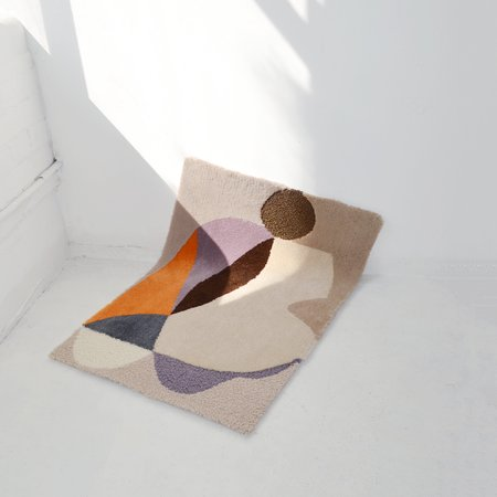 Laurie Maun Spread Rug - Multi