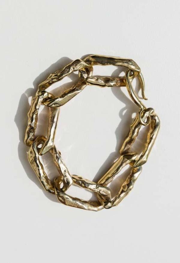 FARIS Terra Cain Bracelet - Bronze