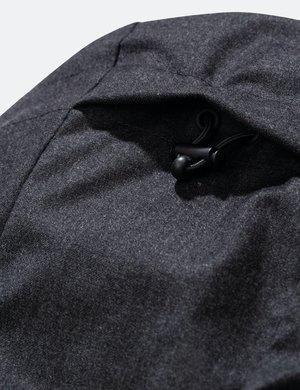 Norse Projects Rokkvi 5.0 Technical Wool Jacket - Charcoal Melange