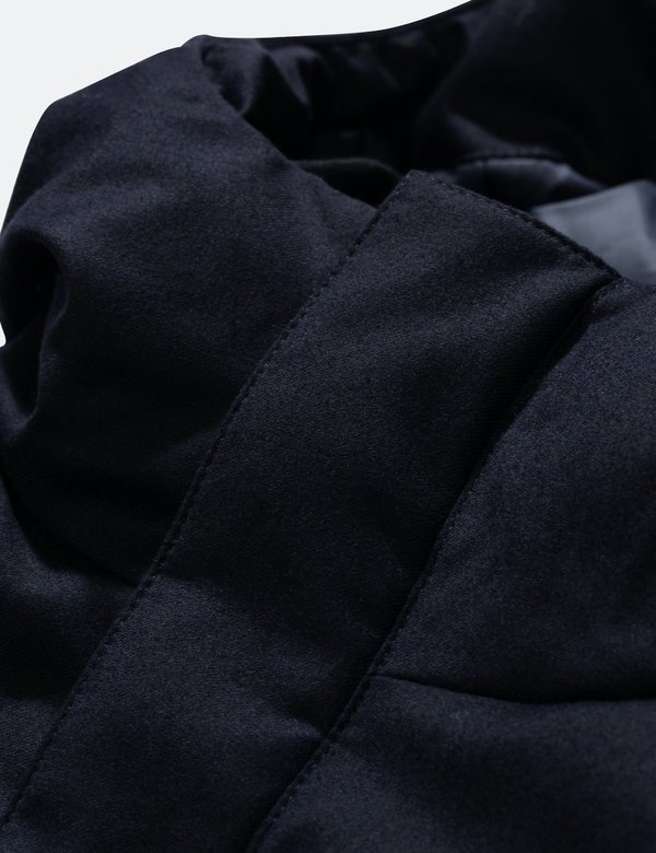 Norse Projects Rokkvi 5.0 Technical Wool Jacket - Dark Navy Blue