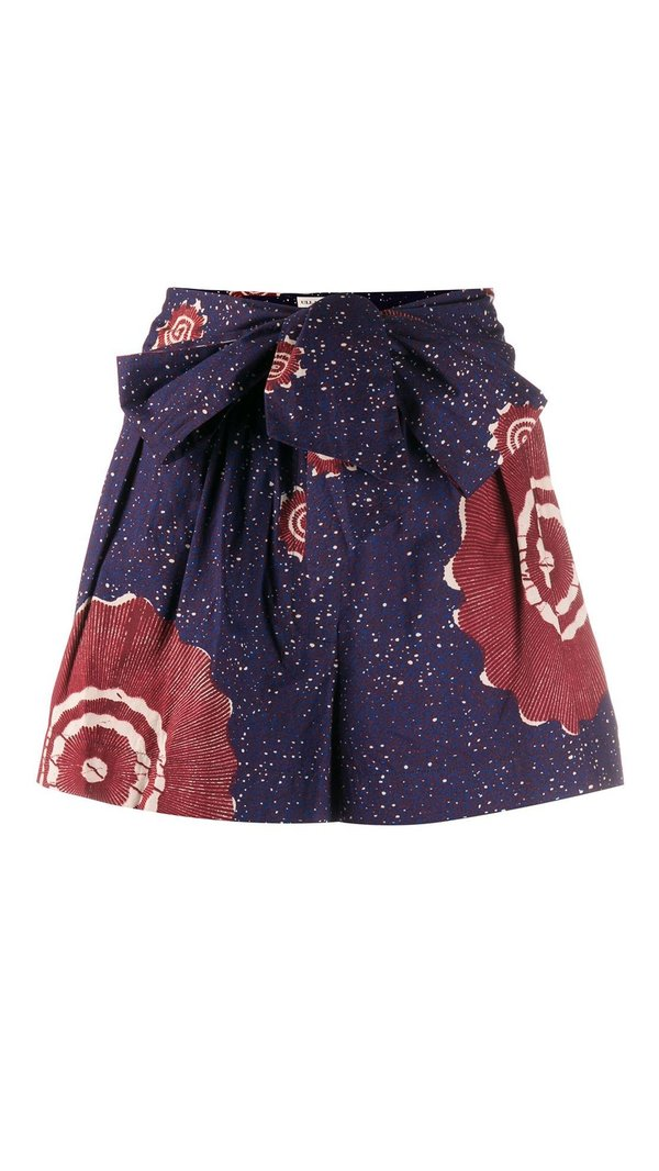 Ulla Johnson Martim Short - Midnight