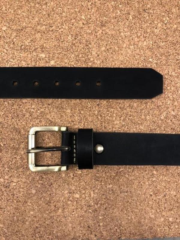 Lowell N.005 Belt - Black