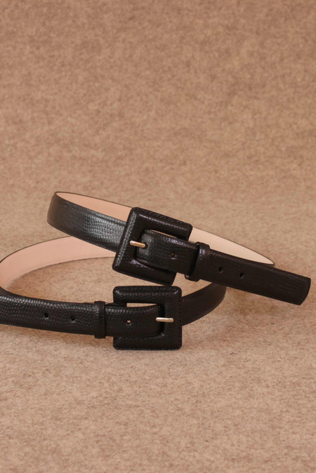 About Arianne Roma Belt - Black