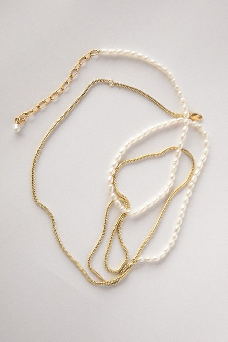 Flash Jewellery Holiday Chain Necklace