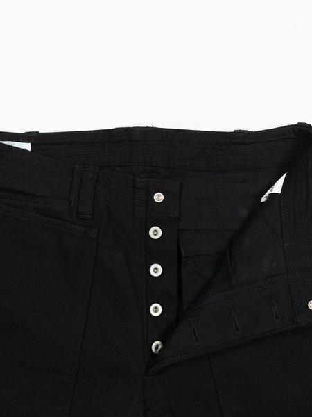 Sassafras Fall Leaf Frame Pants - Black Duck Cloth