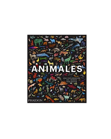"Phaidon ""Animals Exploring the Zoological World"" Book"