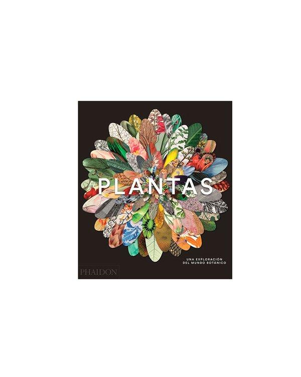 """Phaidon """"Plantas Una Exploración del Mundo Botánico"""" Book"""