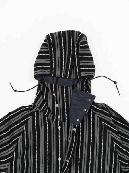 Sassafras Blower Bud Coat Blanket - Stripe