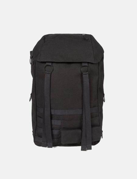 Eastpak x Raf Simons Topload Loop Backpack - Black