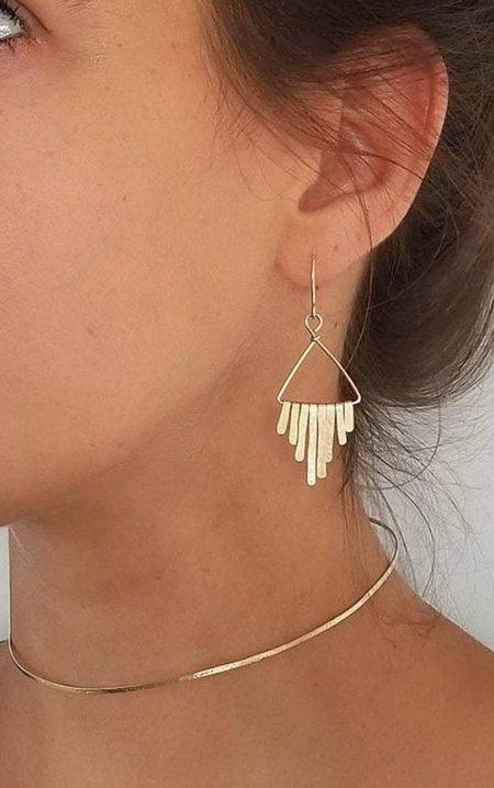 JASPER WILD Qwyn Earrings