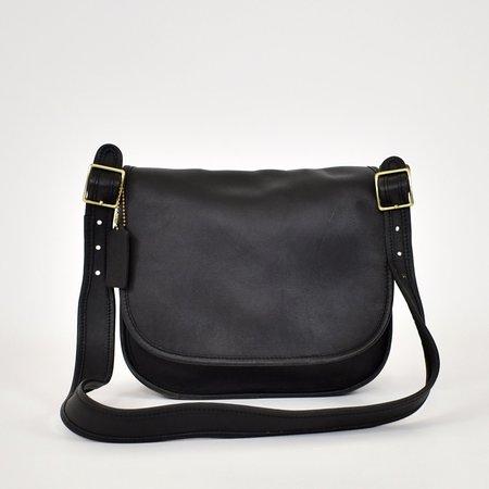 Found Vintage Coach Patricia's Legacy Bag - Black