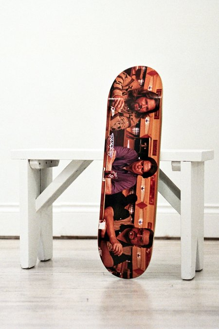 Skateboard Cafe Bowling Deck