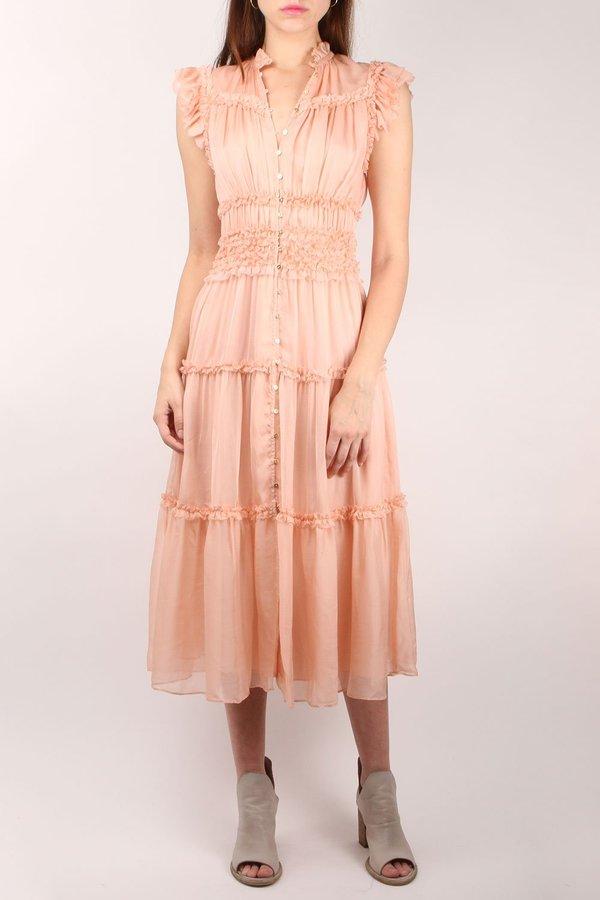 Ulla Johnson Rosalind Dress - Blush