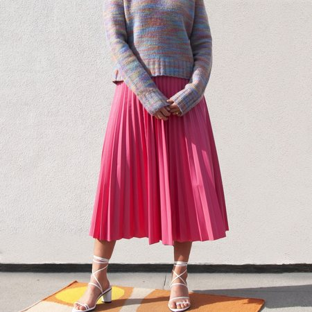 MM6 Pleated Skirt