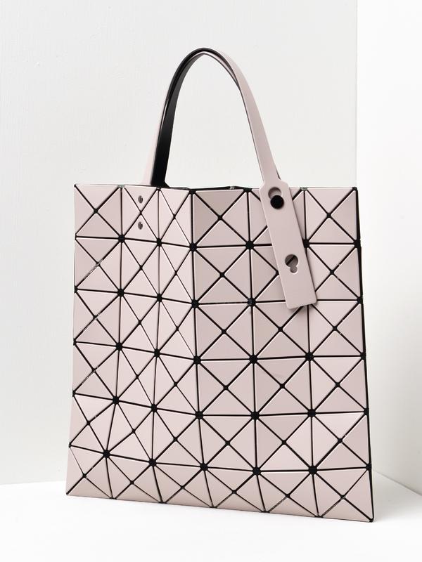 Bao Bao Issey Miyake Lucent Matte 2 Pink Beige Garmentory