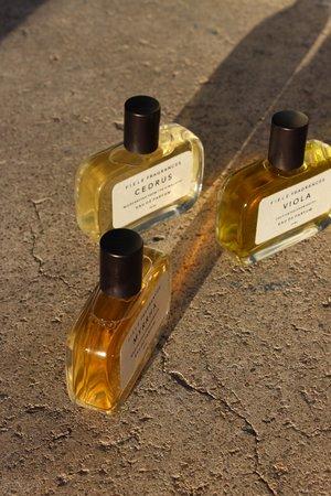 Fiele Fragrances Perfume