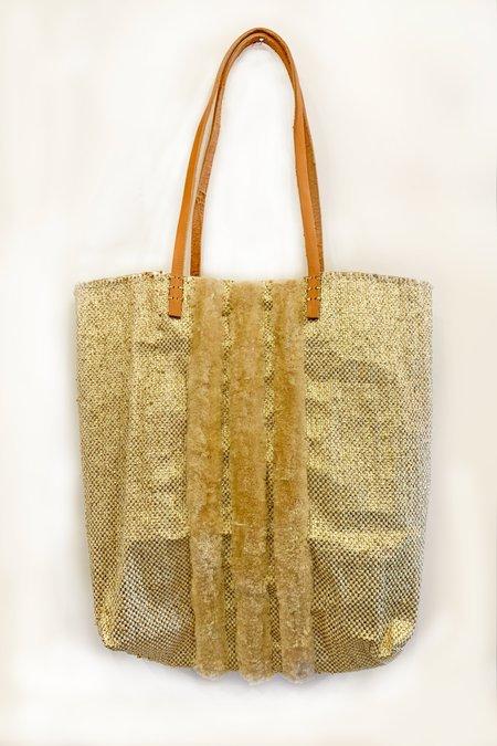 En Shallah Bag - Gold