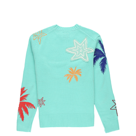 Billionaire Boys Club BB Astro Sweater - Cockatoo