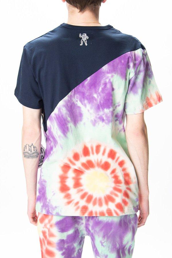 Billionaire Boys Club Split T-Shirt - Navy Blazer