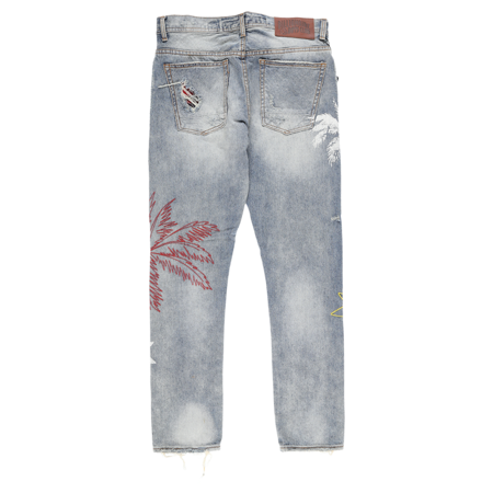 Billionaire Boys Club Star Palm Jeans