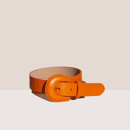 Maryam Nassir Zadeh Bruno Belt - orange
