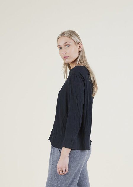 MJ. Watson Long Sleeve Jersey T-Shirt - Black