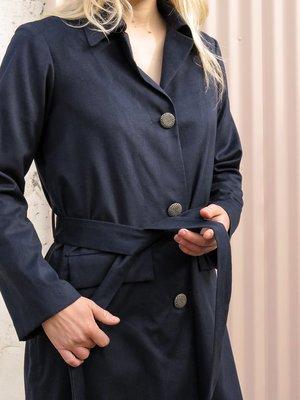 erica tanov mateo jacket - navy