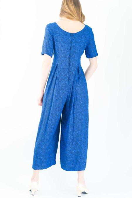 Backtalk PDX Vintage Jumpsuit - Blue