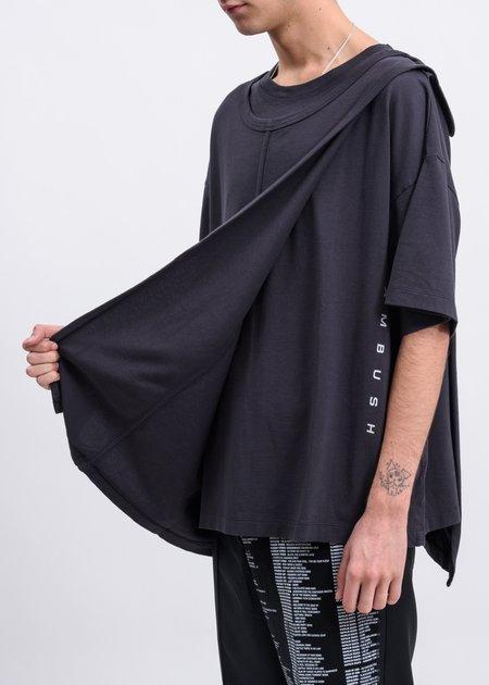 Ambush Layered T-Shirt - Black